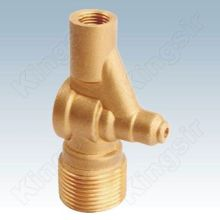 Miniature Exhaust Hole Pipe Fitting