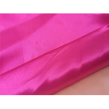 Дешевые Оптовая цена яркий сияющий полиэстер атласная ткань для постельного белья