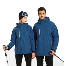 Winter Warm Waterproof Printing Schnee Skijacke