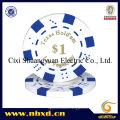 11.5g Bronzing Poker Chip (SY-D08)
