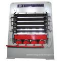 5 Layers Chip Pallet Wood Door Hot Press Machine