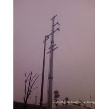 Direkte werksseitige Stromlieferung Stahlmast