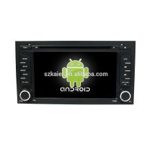 Núcleo Octa! Dvd do carro do android 7.1 para Seat / Ibiza 2017 com a tela capacitiva de 7 polegadas / GPS / ligação do espelho / DVR / TPMS / OBD2 / WIFI / 4G