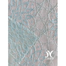 Nylon Cotton Lace Fabric