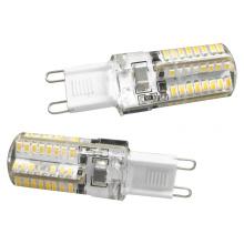 100-240V 3W Mini SMD G9 LED (CE RoHS) 64 SMD 3014 Light Bulb