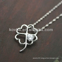 Latest design 925 sterling silver pendants for women