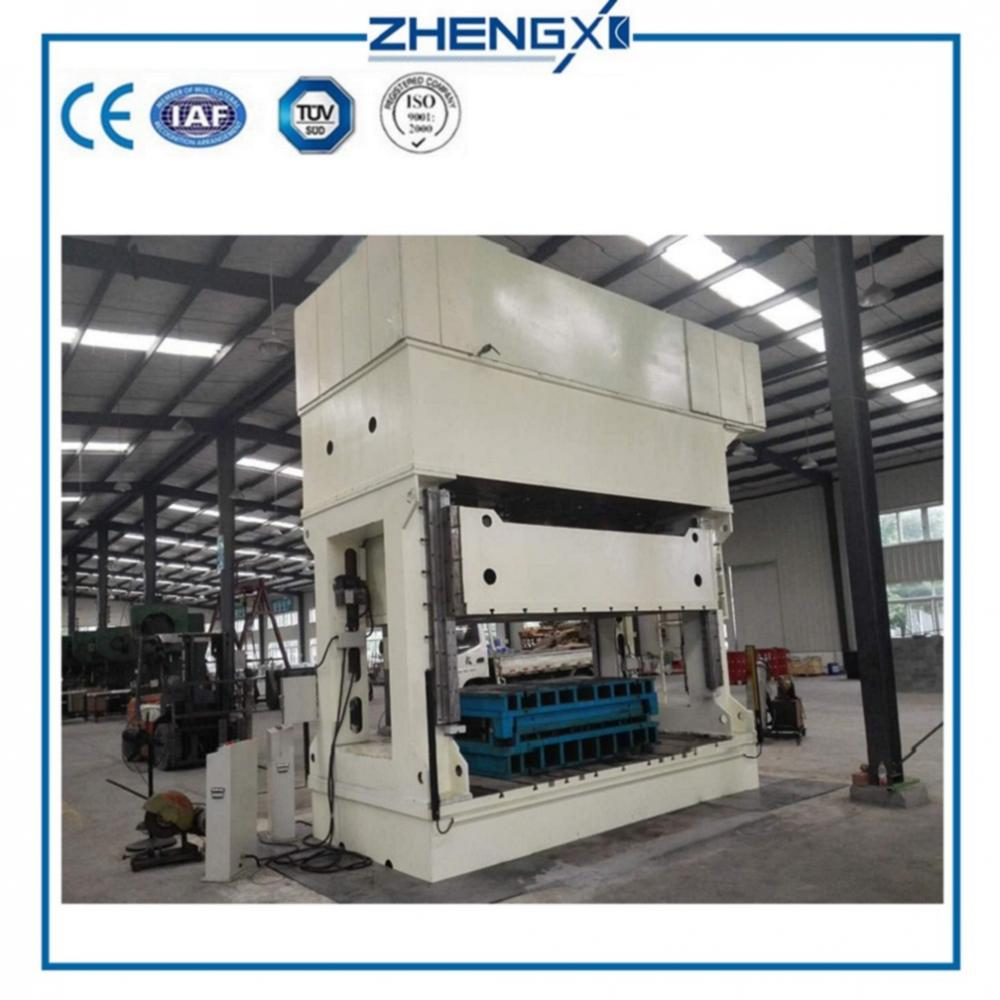 Hydraulic Deep Drawing Press Metal Stamping Press 1550Ton