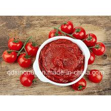 800g 22-24% Pasta de tomate para MID East Market