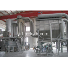 Sedekah Mangan Spin Flash Dryer