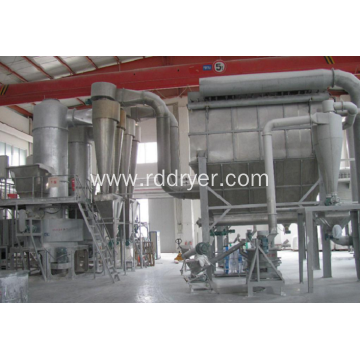 Manganese Sediment Spin Flash Dryer