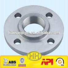Presser le FLANGE en acier au carbone du groupe Hebei Haihao