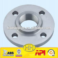 tapped flange (carbon steel and stainless steel from Hebei Haihao Group