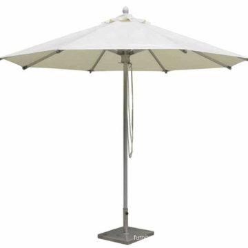 High Quality Garden Patio Aluminum Center Pole Umbrella