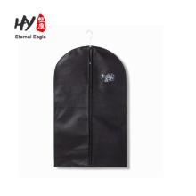 Custom wholesale non woven foldable portable garment suit bags