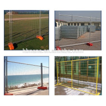 Removeable construction galvanized temporary fence / Australia temporary fence