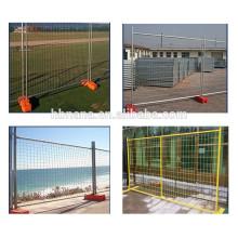 Construção removível galvanizada cerca provisória / Austrália cerca temporária