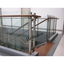 Vidro Flutuante Claro Temperado para Mesa / Escada / Balcão / Móveis