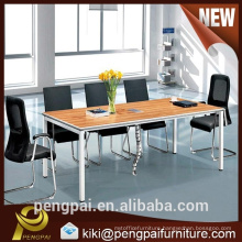 melamine board office Meeting Table HY717