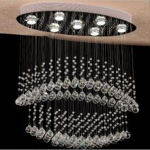 modem indoor pendant chandelier restaurant lighting