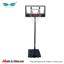 Deluxe Portable Adjustable Basketball Stand for Sale (ES-29015)