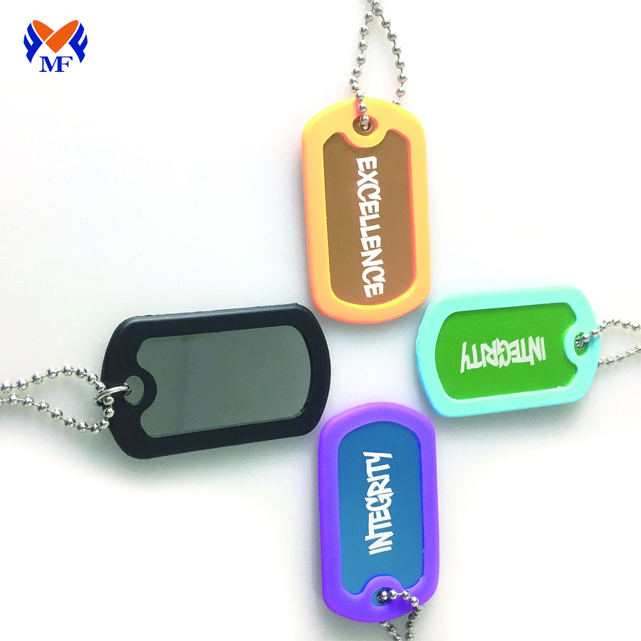 Dog Tag Logo