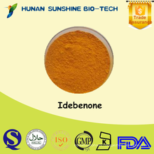 Alibaba China strong antioxidant HPLC 99% Idebenone powder