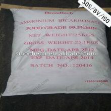 SGS Tested Ammonium Bicarbonate for fertilizer