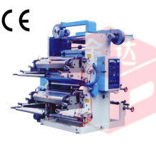 Two-Colour Flexo Printing Machine (YT)