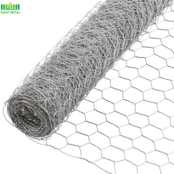 Heksagonal Wire Mesh Chicken Netting