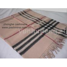Precio de fábrica de la bufanda de la cachemira de Mongolia interior