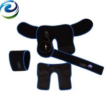 Laminado de terciopelo de PVC previene la inflamación Envoltura de compresión en frío
