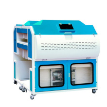Duct Cycle Infrared Oven