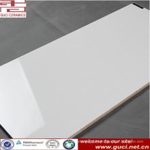 30X60 super china blanca decorativa de cocina de cerámica vidriada azulejo de la pared