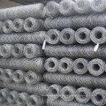 Гальванизированная Electro Шестиугольная сетка мелкоячеистой сетки