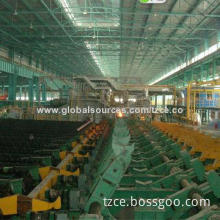 Wuxi 250 Normalizing Chain Bed and Reheating Furnace for Seamless Pipe Equipment