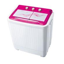 Kunststoff Körper Waschmaschine Halbautomatische Kupfermotor Waschmaschine