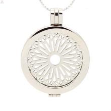 Projeto bonito do medalhão da moeda do ímã da margarida