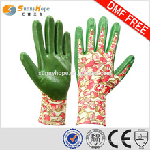 SUNNYHOPE 13gauge kids garden gloves bulk