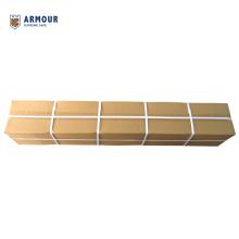 Tela balística uhmwpe hecha punto kevlar durable más fuerte del diseño personalizado