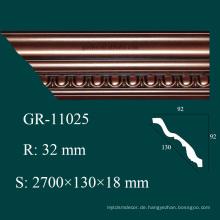 Innendekoration Hochdichte architektonische Schaumstoff-Formteil für Decken-Design