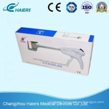 Disposable Linear Surgical Stapler for Abdominal Surgery