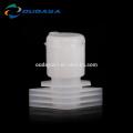 tapa de botella de plástico de fábrica tapa superior de pico de 15 mm