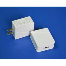 Carregador de telefone USB único 5V3A