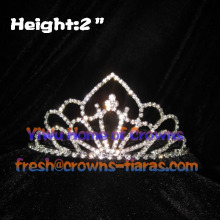 Beauty Pageant Crystal diademi