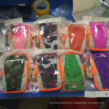 Nylon Cloth Arm Bag for Sports