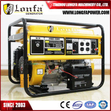Gerador elétrico portátil do central elétrica 8500W 60Hz 110 / 220V do motor de Honda