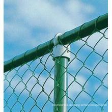 PVC beschichtetes Kettenglied Wire Mesh (HOT)