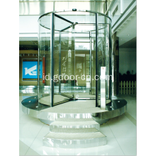 Diamond tiga Wing Safety Revolving Door