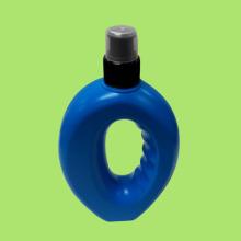 500ml O-Form Sport Flasche, innovative Flasche für den Import, Kunststoff Wasserflasche Fabrik