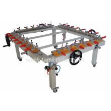 Machine d'étirement mécanique d'écran de haute Newton